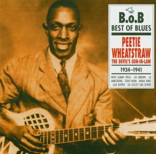 BoB8 Peetie Wheatstraw 1931 1941