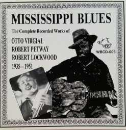 WBCD005 Mississippi Blues Various Artists
