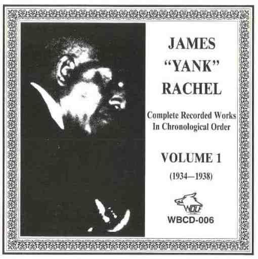 WBCD006 James  Yank  Rachel Complete Works Vol.1