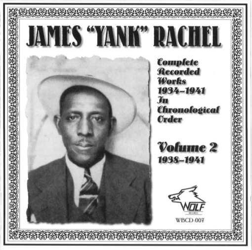 WBCD007 James  Yank  Rachel Complete Works Vol. 2
