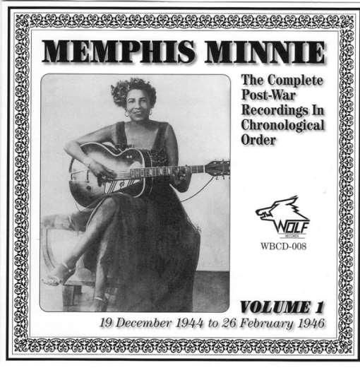 WBCD008 Memphis Minnie Complete Recordings Vol. 1