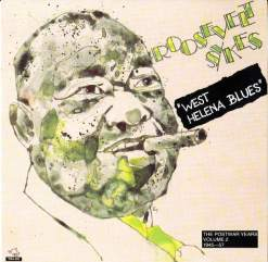 WBJ005 Roosevelt Sykes West Helena Blues