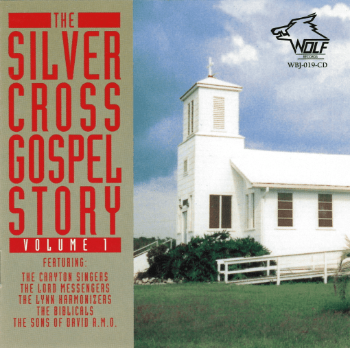 WBJ019 The Silver Cross Gospel Story Vol. 1
