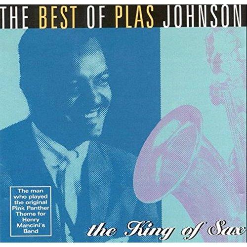 WBJ021 The Best of Plas Johnson