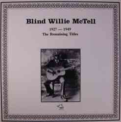 WSE102 Blind Willie McTell 1927 1949