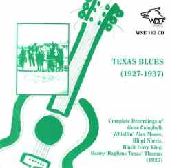 WSE112 Mississippi Blues 1928 1935