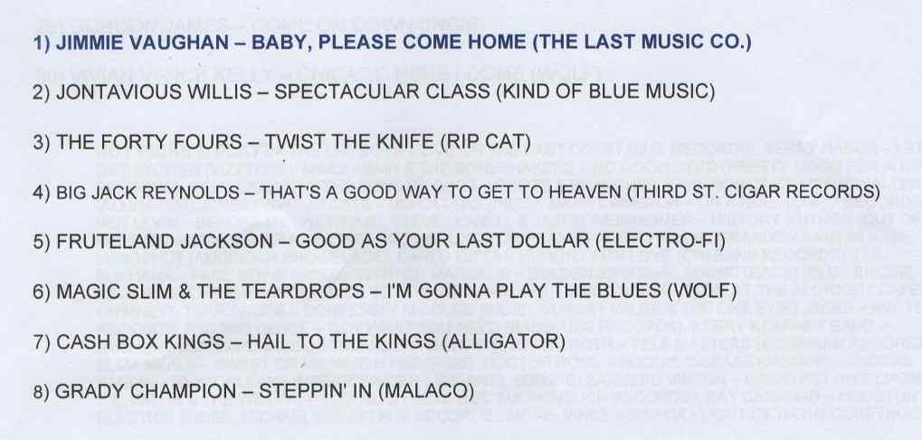 Radio Charts