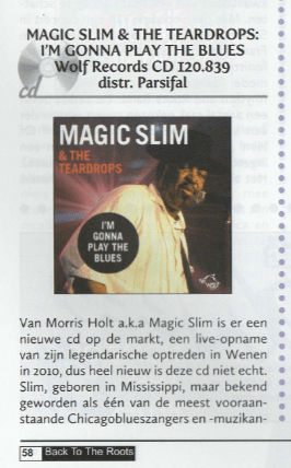 Magic Slim BttR