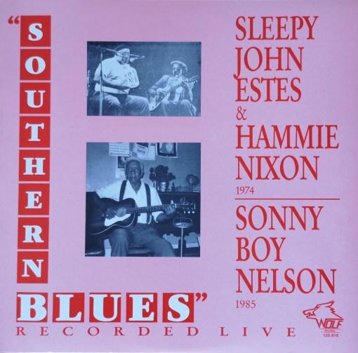 southern blues sonny boy nelson