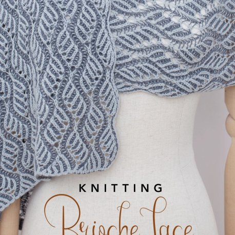 Brioche Lace - Nancy Marchant