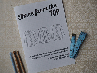 Three From The Top - The Crochet Project