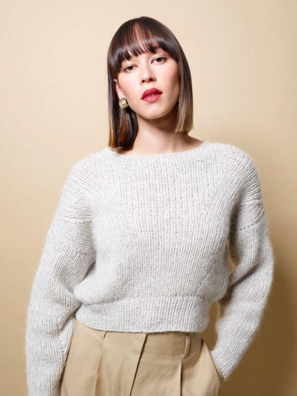 Rauma Knit Kit For Sweater Eira