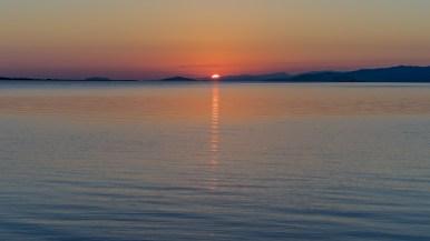 05:45 Uhr Sonnenaufgang am Basis-Camp Da-Shi
