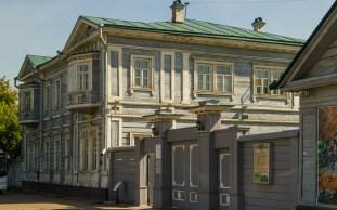 Irkutsk - Dekabristen-Museum