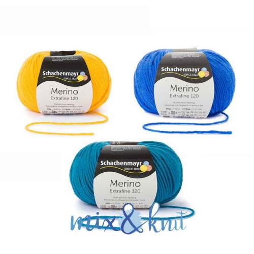 smc mix en knit merino extrafine 120
