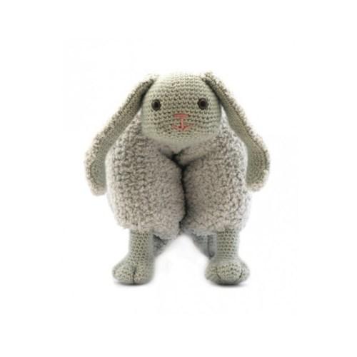knuffel kussen koko het konijn