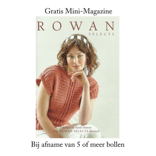 rowen breezed mini magazine gratis