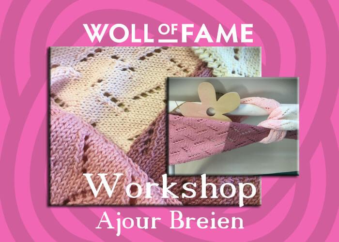 workshop ajour breien op 16 november