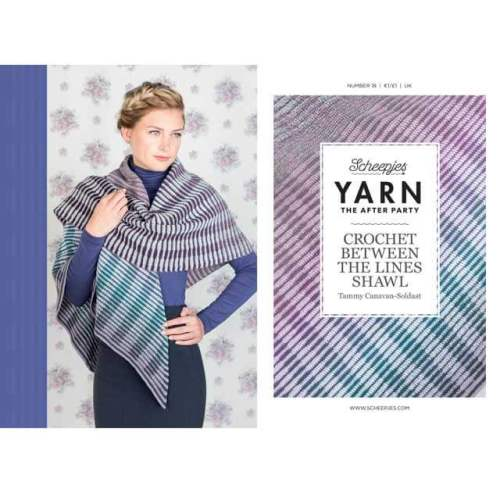 scheepjes yarn the afterparty nr 18 haakpatroon