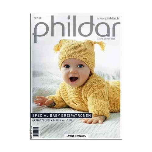 phildar magazine 152 lente en zomer 2018