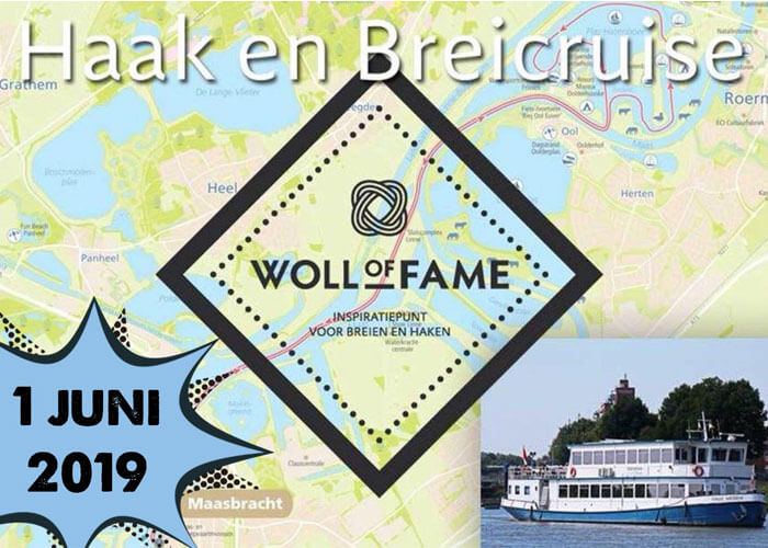 Haak En Brei Cruise Op 1 Juni 2019 Woll Of Fame