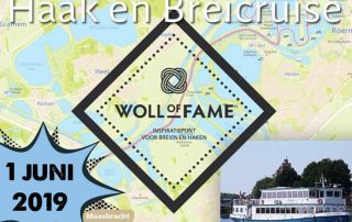 haak en brei cruise op 1 juni 2019