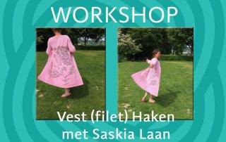 workshop vest haken op 22 september