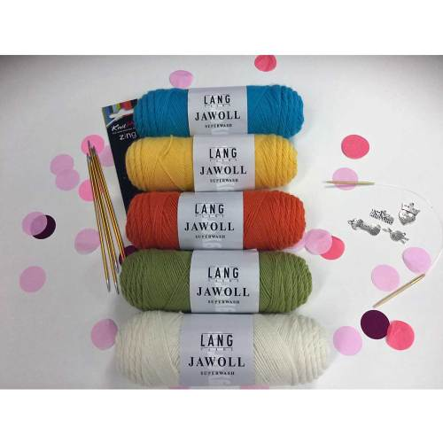 langyarns soxx no 5