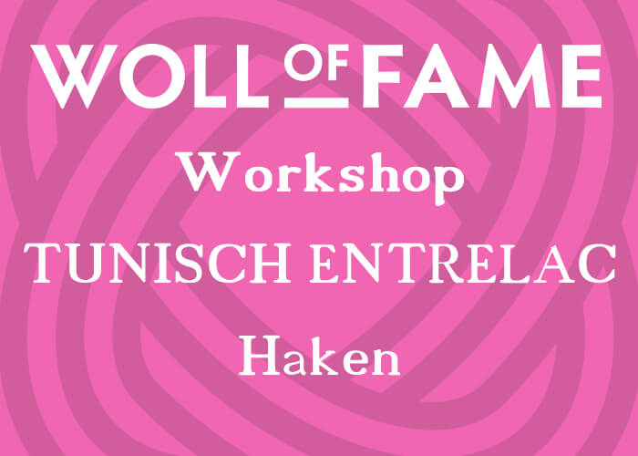 Workshop Tunisch Entrelac Haken Op 23 Februari 2019 Woll Of Fame