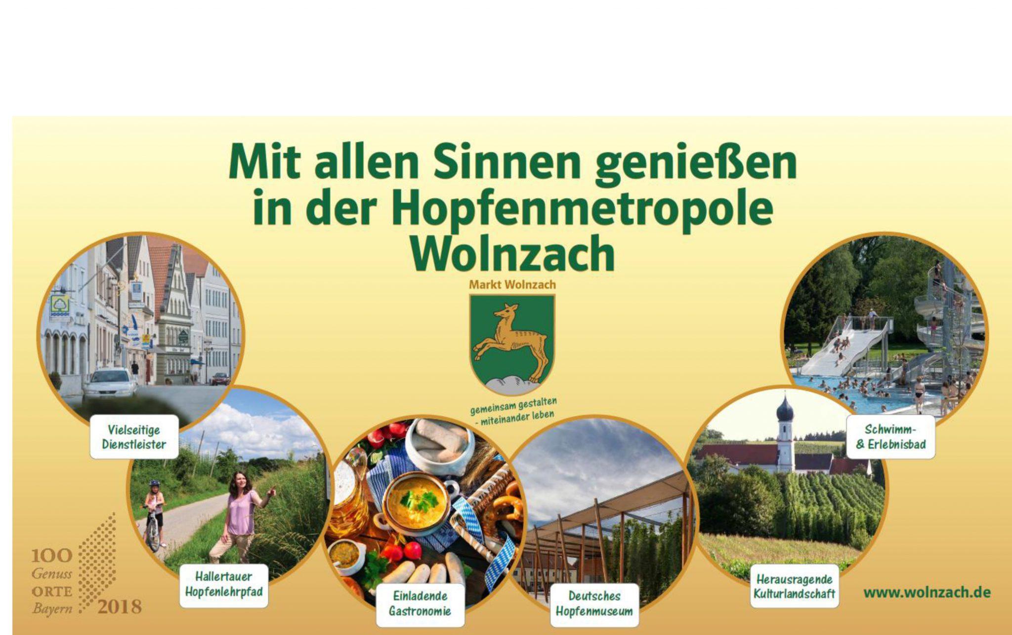 Genießen in der Hopfenmetropole