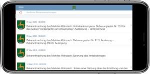 Markt Wolnzach App