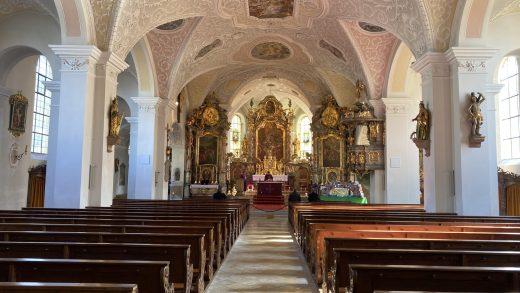 Online-Gottesdienst Pfarreien Wolnzach und Gosseltshausen-Königsfeld