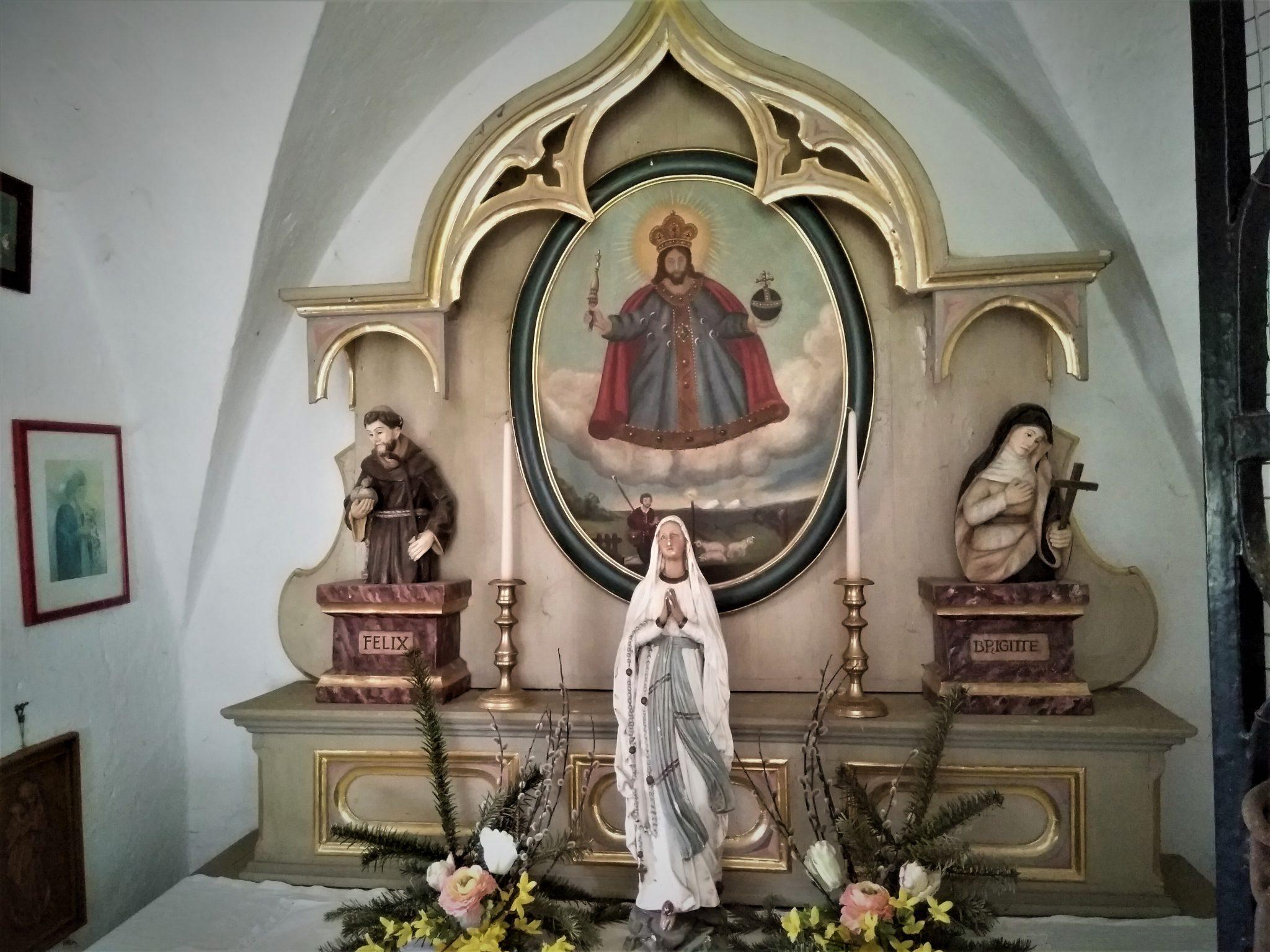 Kapelle Demengereut