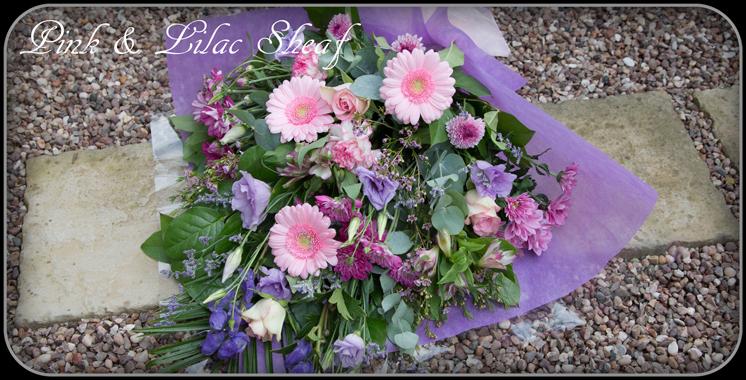 Funeral Sheaves Flowers Wolverhampton Flower Power Florist