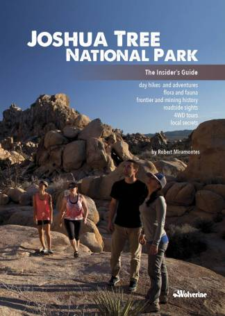 Joshua Tree hiking guidebook