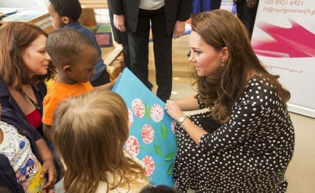 Детей слух: Кейт Миддлтон уже родила