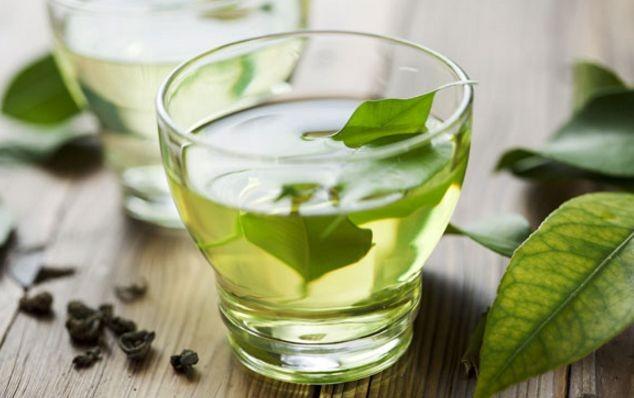 Зеленый чай — напиток молодости