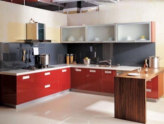 Оформление кухни: как добиться уюта?