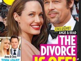 Анджелина Джоли передумала разводиться?