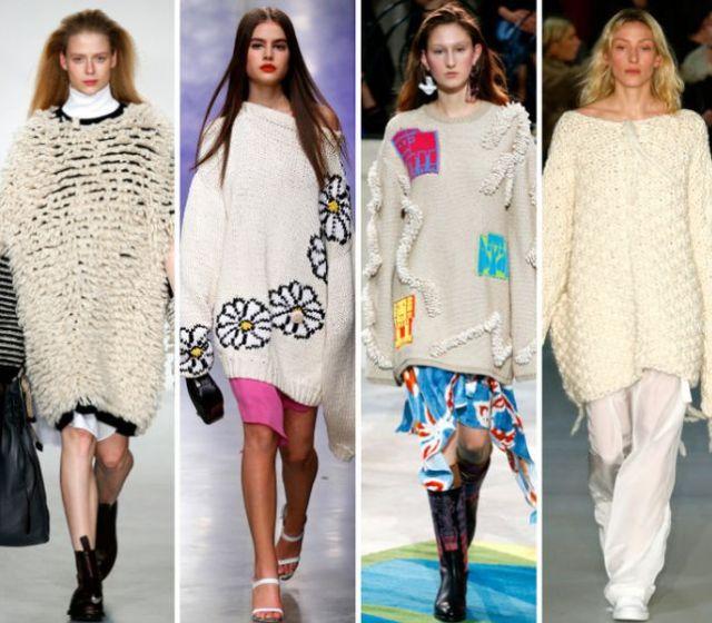 Модные тренды осени 2017