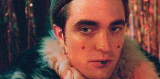 Роберт Паттинсон в розовом парике для журнала Wonderland