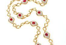 Как носить модные драгоценные камни