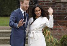 Принц Гарри и Меган Маркл устроили пресс-конференцию в честь помолвки
