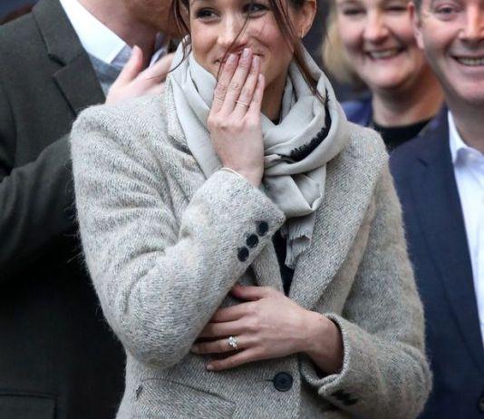 Принц Гарри и Меган Маркл посетили радиостанцию в Лондоне