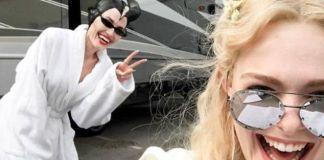 """Анджелина Джоли приступила к съёмкам второй части """"Малефисенты"""""""