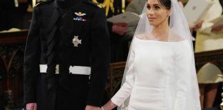 Принц Гарри женился на Меган Маркл: лучшие моменты королевской свадьбы 2018