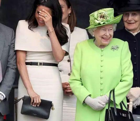 Королева - рептилоид, а Кейт Миддлтон - мужчина. Популярные теории заговора о британской королевской семье