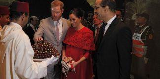 Принц Гарри и Меган Маркл прилетели в Марокко