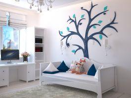 Что надо учитывать при выборе мебели для детской комнаты
