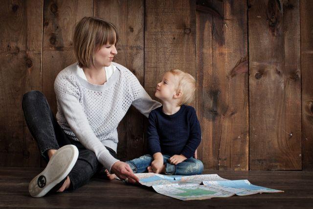 Выбор няни для ребенка